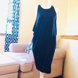 Rachel Roy Sexy LBD Black Sheath Dress